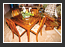 The Mahana Condo 708 - Koa dining table